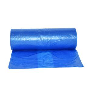 Charkpåse 30kg Blå MDPE 20my