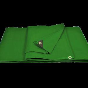 Presenning Lätt 80G 6x10m Grön