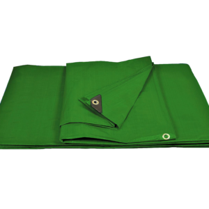 Presenning Lätt 80G 7,2x12m Grön