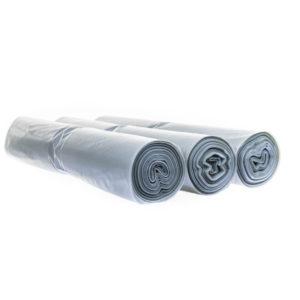 Knytsäck 240L Transparent LDPE 55my