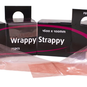 "Pallband ""Wrappy Strappy"" LDPE Transparent"
