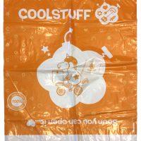 COOLSTUFF E-handels påse, 100% återvunnet material